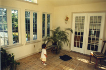 Sunroom - After Photo
